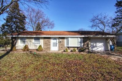 501 BROCKTON Lane, Schaumburg, IL 60193 - #: 09852860