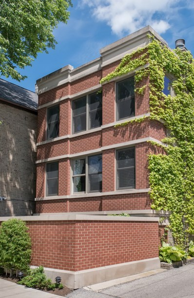 1815 N Honore Street, Chicago, IL 60622 - MLS#: 09852916