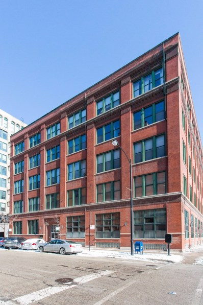 331 S Peoria Street UNIT 404, Chicago, IL 60607 - MLS#: 09853003