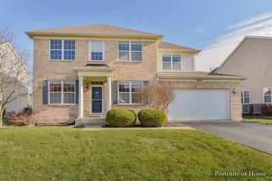 812 Baden Avenue, Oswego, IL 60543 - MLS#: 09853023