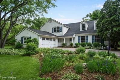 1719 Spring Creek Road, Barrington Hills, IL 60010 - MLS#: 09853032
