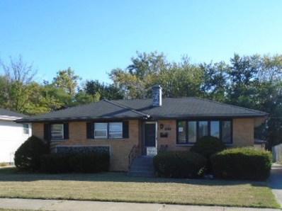 17039 Bernadine Street, Lansing, IL 60438 - MLS#: 09853125