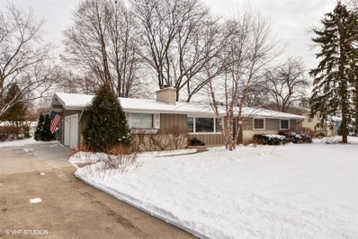 1607 S Lorraine Road, Glen Ellyn, IL 60137 - MLS#: 09853204