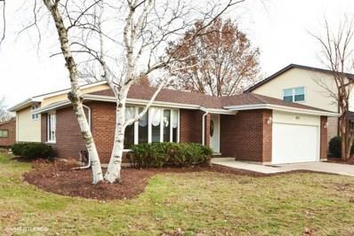 803 Academy Avenue, Matteson, IL 60443 - MLS#: 09853216