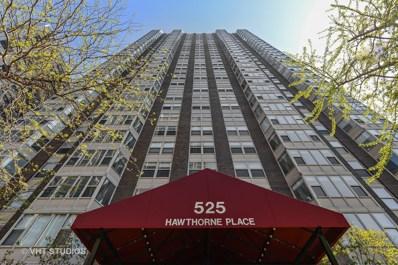 525 W Hawthorne Place UNIT 604, Chicago, IL 60657 - MLS#: 09853288