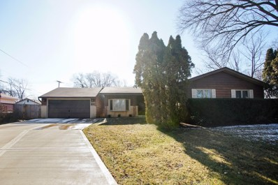 591 Milton Lane, Hoffman Estates, IL 60169 - MLS#: 09853317