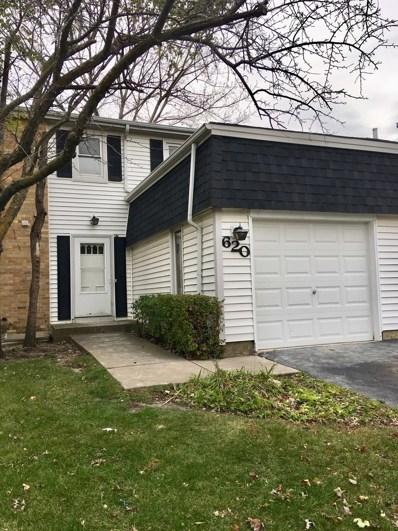 620 Olive Place, Bolingbrook, IL 60440 - MLS#: 09853925