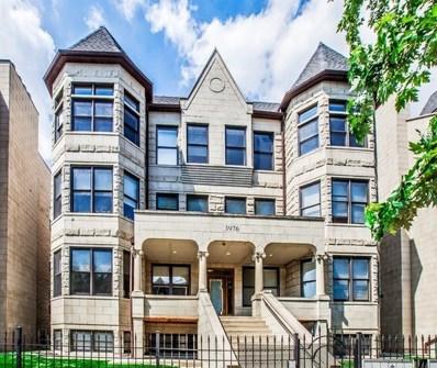 3976 S Ellis Avenue UNIT 1S, Chicago, IL 60653 - MLS#: 09853946