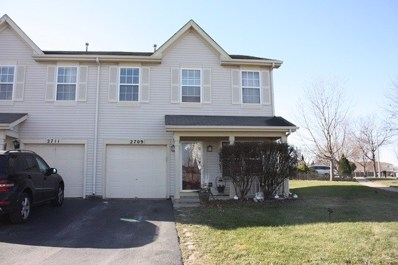 2709 Cedar Glade Road, Naperville, IL 60564 - MLS#: 09854034