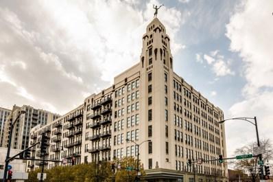 758 N Larrabee Street UNIT 525, Chicago, IL 60654 - MLS#: 09854035