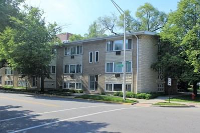 7231 Randolph Street UNIT 1A, Forest Park, IL 60130 - MLS#: 09854058