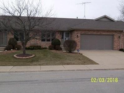 812 Archer Lane UNIT 812, Elwood, IL 60421 - #: 09854235
