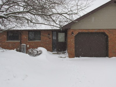 1910 Heatherway Lane UNIT 16, New Lenox, IL 60451 - MLS#: 09854272