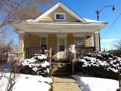 800 ELIZABETH Street, Joliet, IL 60435 - MLS#: 09854289