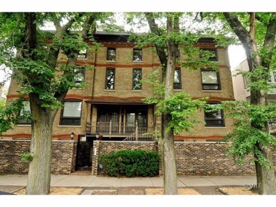 2141 N Lakewood Avenue UNIT 3SF, Chicago, IL 60614 - MLS#: 09854318