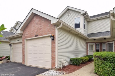 1446 eagle Court, Glendale Heights, IL 60139 - #: 09854452