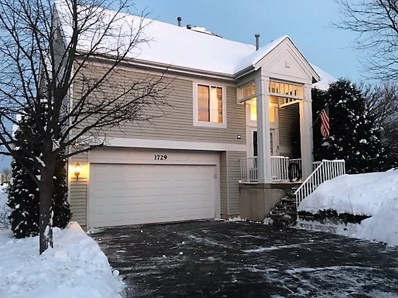 1729 Avalon Court, Glendale Heights, IL 60139 - MLS#: 09854499