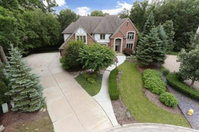 16143 Creekwood Court, Homer Glen, IL 60491 - MLS#: 09854706