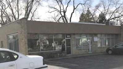 1306 W Jefferson Street, Joliet, IL 60435 - MLS#: 09854753