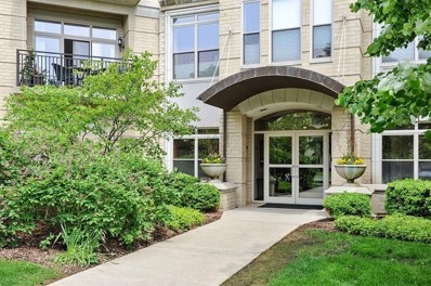 3535 Patten Road UNIT 3G, Highland Park, IL 60035 - MLS#: 09854859