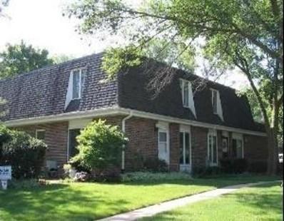 460 Sunnybrook Lane, Wheaton, IL 60187 - MLS#: 09854890
