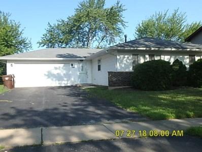 17860 Harvard Lane, Country Club Hills, IL 60478 - MLS#: 09854939