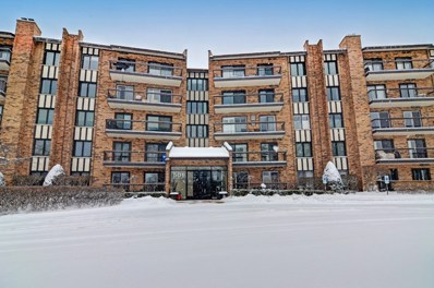 501 Lake Hinsdale Drive UNIT 406, Willowbrook, IL 60527 - MLS#: 09855022