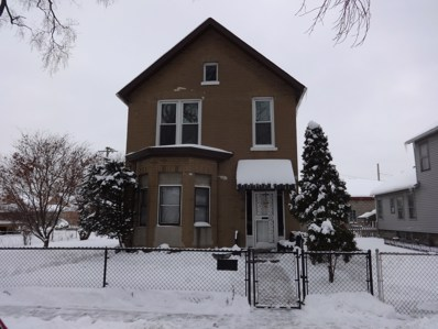 3406 S Paulina Street, Chicago, IL 60608 - MLS#: 09855089