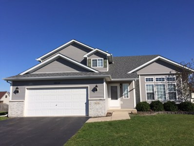 26220 W Bayberry Court, Channahon, IL 60410 - #: 09855186