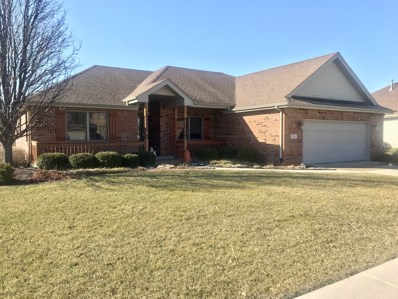 1361 RAINBOW Circle, Manteno, IL 60950 - MLS#: 09855530