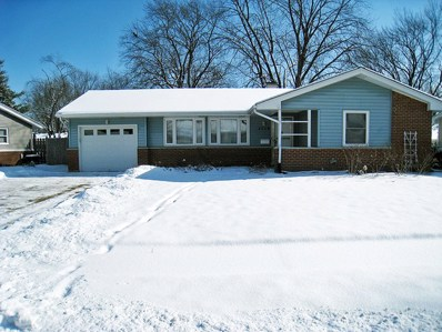 1119 Bosworth Lane, Elk Grove Village, IL 60007 - MLS#: 09855814