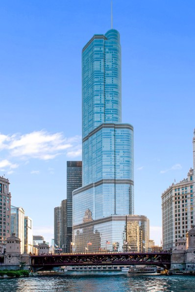 401 N Wabash Avenue UNIT 44D, Chicago, IL 60611 - MLS#: 09855912