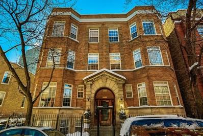 825 W Cuyler Avenue UNIT GE, Chicago, IL 60613 - MLS#: 09855925