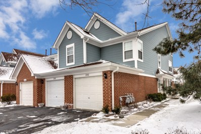 240 MANSFIELD Way, Roselle, IL 60172 - #: 09856046