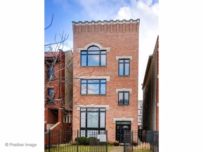 2039 W Crystal Street UNIT 3, Chicago, IL 60622 - MLS#: 09856134
