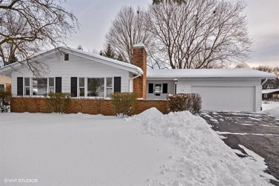 612 Oak Street, North Aurora, IL 60542 - MLS#: 09856287
