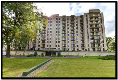 190 S Wood Dale Road UNIT 801, Wood Dale, IL 60191 - MLS#: 09856505