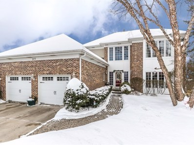 127 N Hampshire Court, Bloomingdale, IL 60108 - #: 09856653