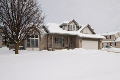 15503 S Creekside Drive, Plainfield, IL 60544 - MLS#: 09856656