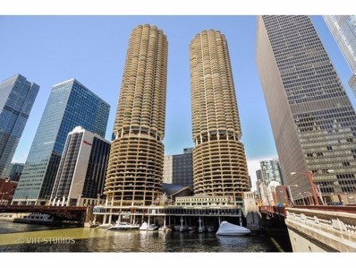 300 N STATE Street UNIT 4633E, Chicago, IL 60654 - MLS#: 09856727