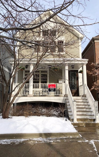 1602 W Edgewater Avenue, Chicago, IL 60660 - MLS#: 09856728