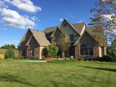 10445 Red Leaf Circle, Lakewood, IL 60014 - #: 09856822