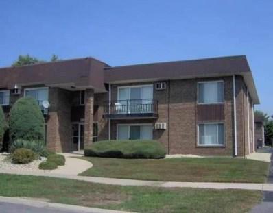 18205 S MORGAN Street UNIT 3B, Homewood, IL 60430 - MLS#: 09856884