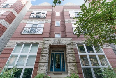 2123 W Rice Street UNIT 4, Chicago, IL 60622 - MLS#: 09856957