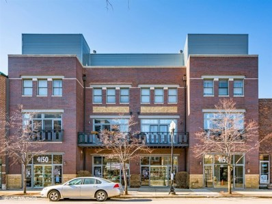 4152 N LINCOLN Avenue UNIT 6W, Chicago, IL 60618 - MLS#: 09856961
