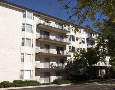 5510 LINCOLN Avenue UNIT 308, Morton Grove, IL 60053 - MLS#: 09856971