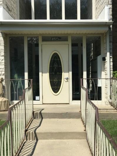 212A  Collen Drive UNIT 120, Lombard, IL 60148 - MLS#: 09857050