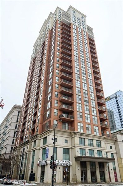1101 S STATE Street UNIT 1504, Chicago, IL 60605 - MLS#: 09857209