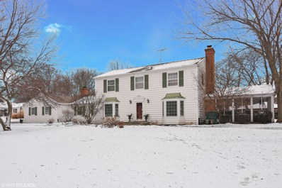 1863 Tweed Road, Inverness, IL 60067 - MLS#: 09857408