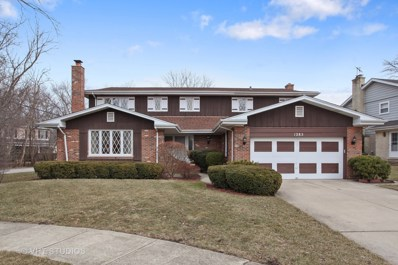 1285 Warwick Court, Deerfield, IL 60015 - MLS#: 09857434